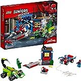 Lego Juniors - Spider-Man contre Scorpion - 10754 - Jeu de Construction