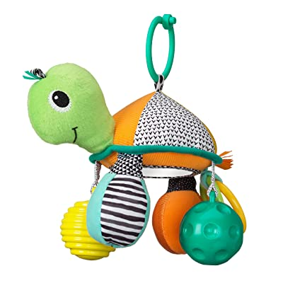 Infantino Turtle Mirror Pal : Baby