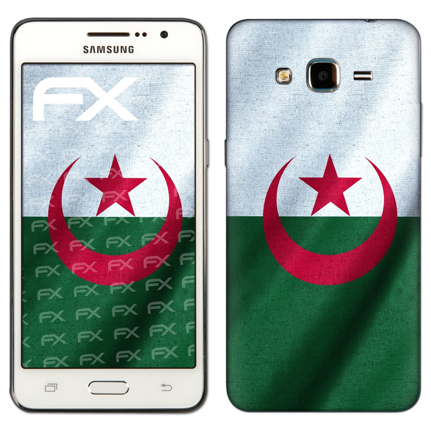 Samsung galaxy grand prime design skin drapeau de algérie autocollant sticker pour galaxy grand prime amazon ca cell phones accessories