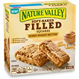 Nature Valley Soft Baked Filled Squares Honey Peanut Butter