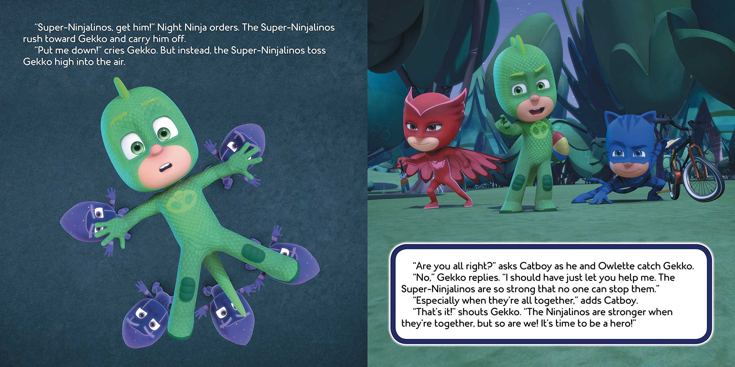 Super Team (PJ Masks) : Testa, Maggie, Style Guide: Amazon.es ...