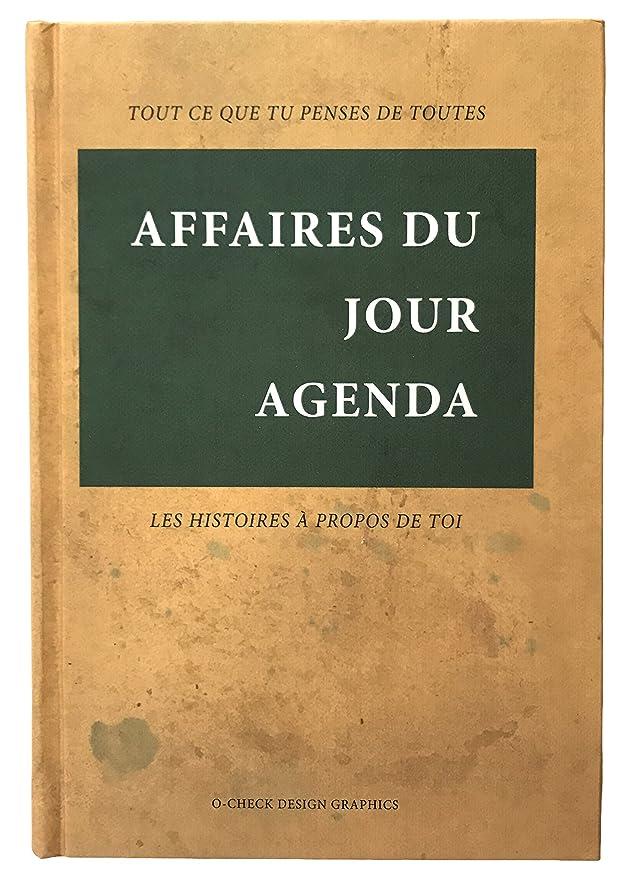 O-Check Classic Diary - Agenda, color amarillo: Amazon.es ...