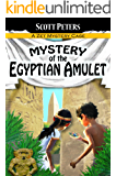 MYSTERY OF THE EGYPTIAN AMULET: Kids Mystery Books (Zet Mystery Case Book 2)