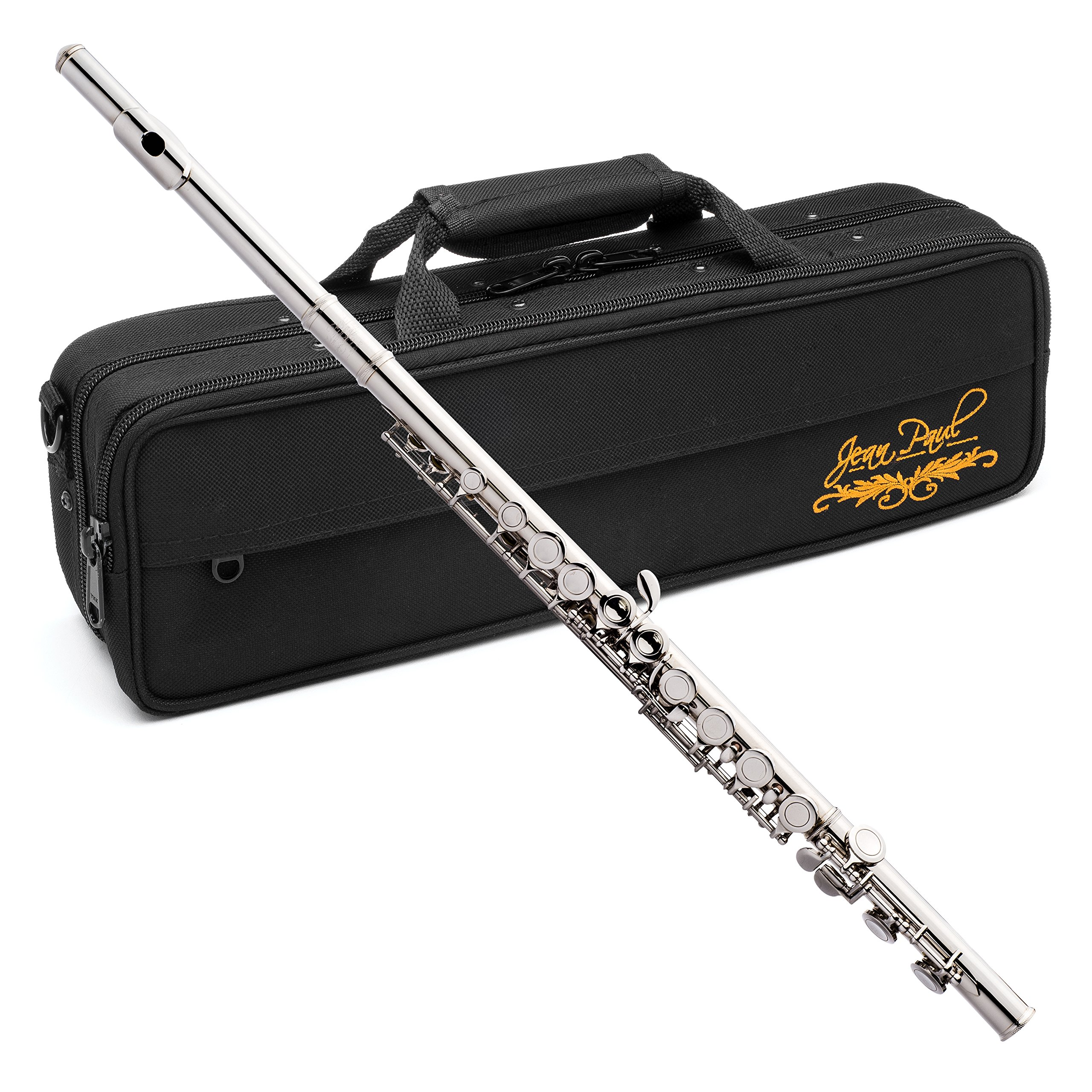 Jean Paul USA Silver Plated Flute (FL-220) by Jean Paul USA