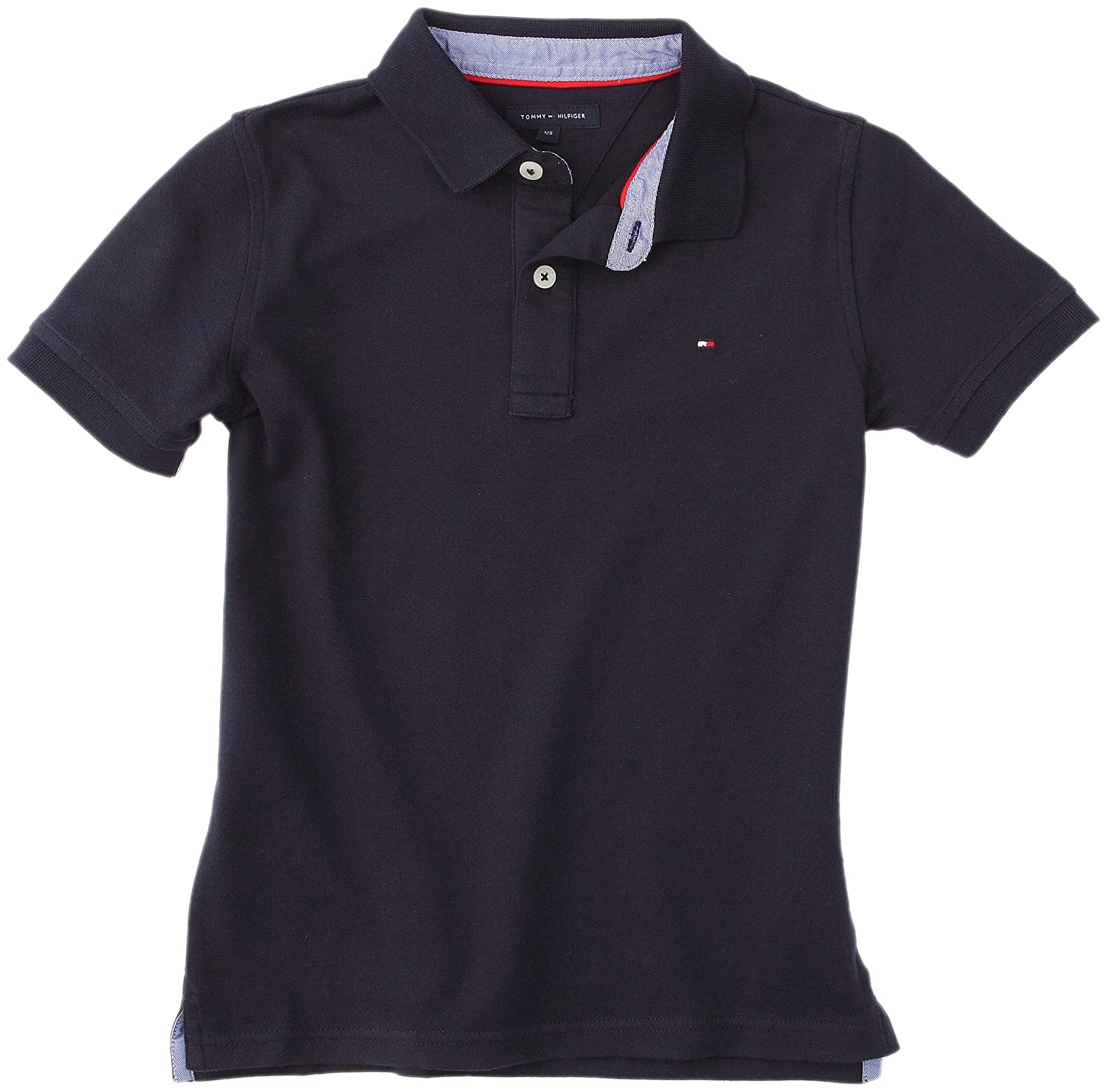 Tommy Hilfiger Tommy Polo S/S, Niños, Azul (Midnight 403) 86 cm ...
