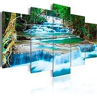 murando - Quadro 200x100 cm - 5 Parti - Quadro su tela fliselina - Stampa in qualita fotografica- natura 030212-101