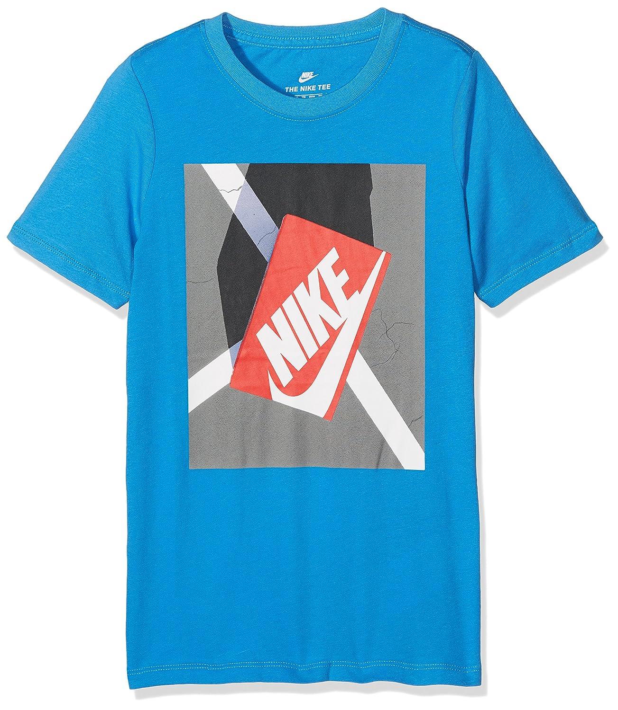 6d5bd6f6 Nike W NSW Shoe Box Children's T-Shirt, Children's, B NSW SS Shoe ...