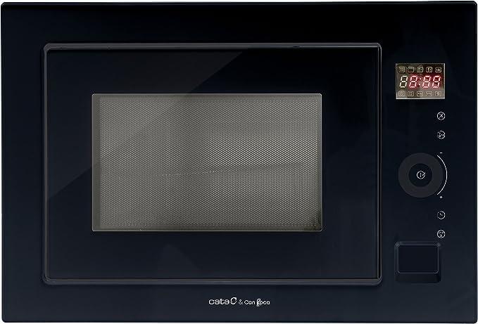 Cata | Microondas Encastable | Modelo MC 25 D | Con capacidad de ...