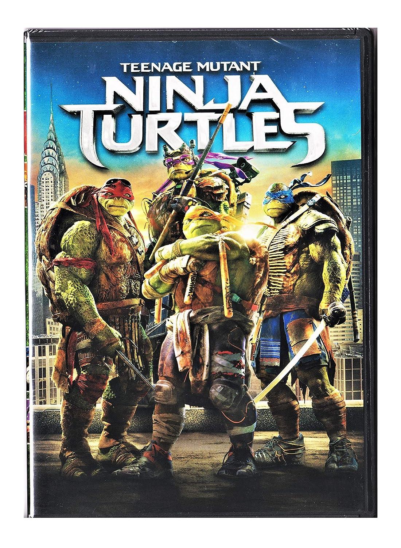 Amazon.com: Teenage Mutant Ninja Turtles (DVD 2014): Movies & TV