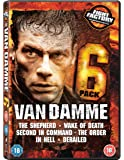 Jean-Claude Van Damme Box Set [DVD]