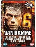 Jean-Claude Van Damme Box Set [DVD]