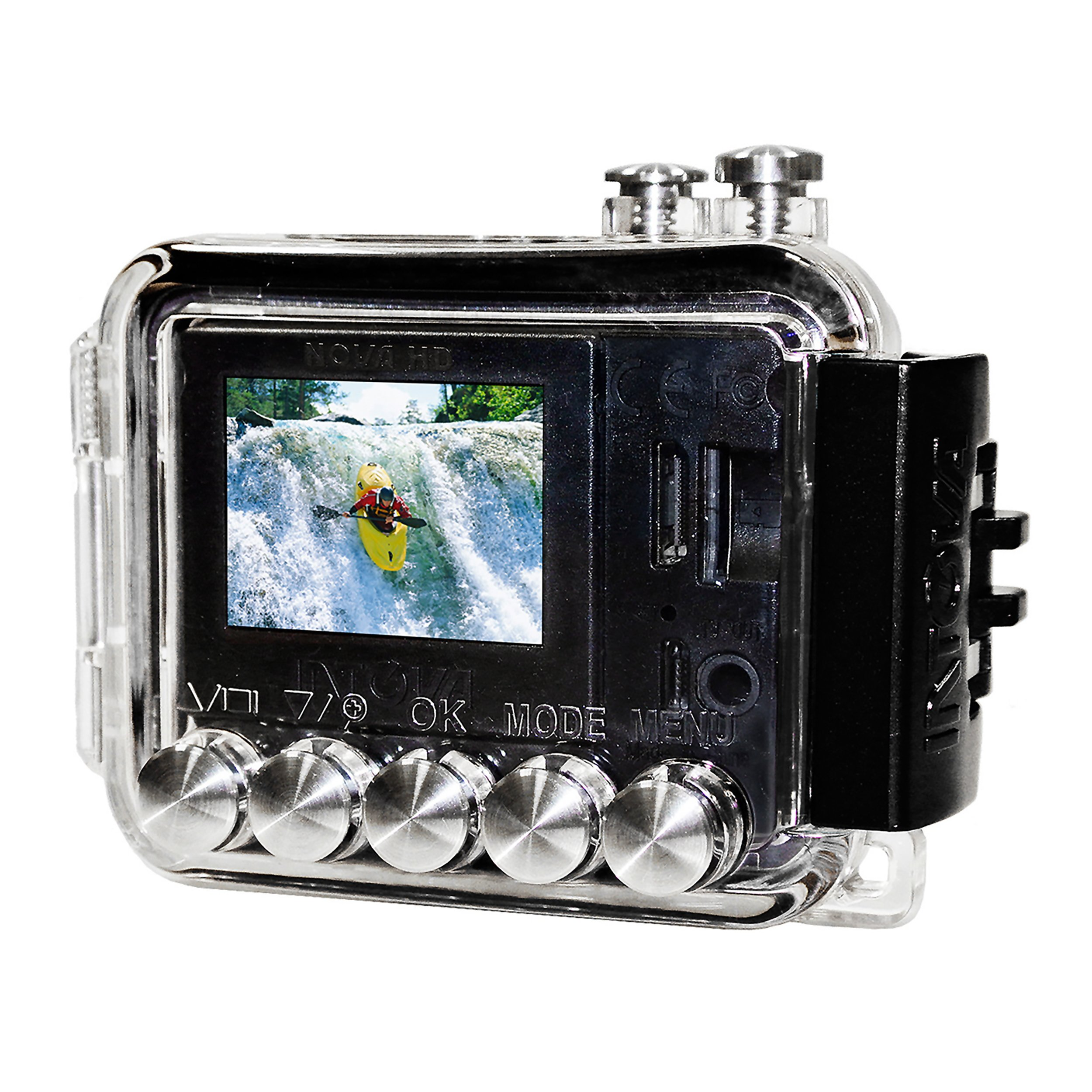 Intova Nova Floating Waterproof 1080p HD Video Camera by Intova (Image #2)