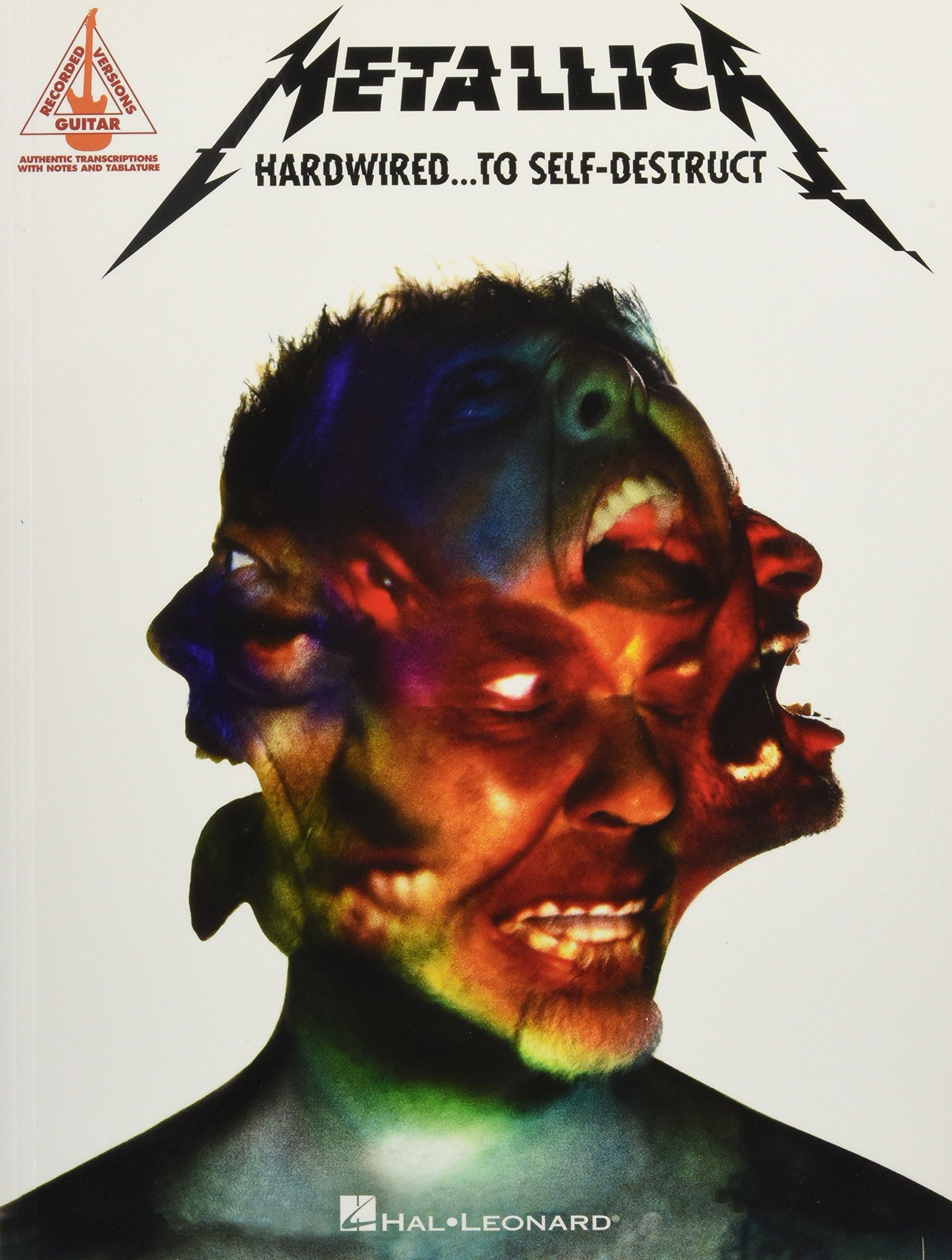 To Self-Destruct - Guitar Recorded Versions: Amazon.es: Metallica: Libros en idiomas extranjeros