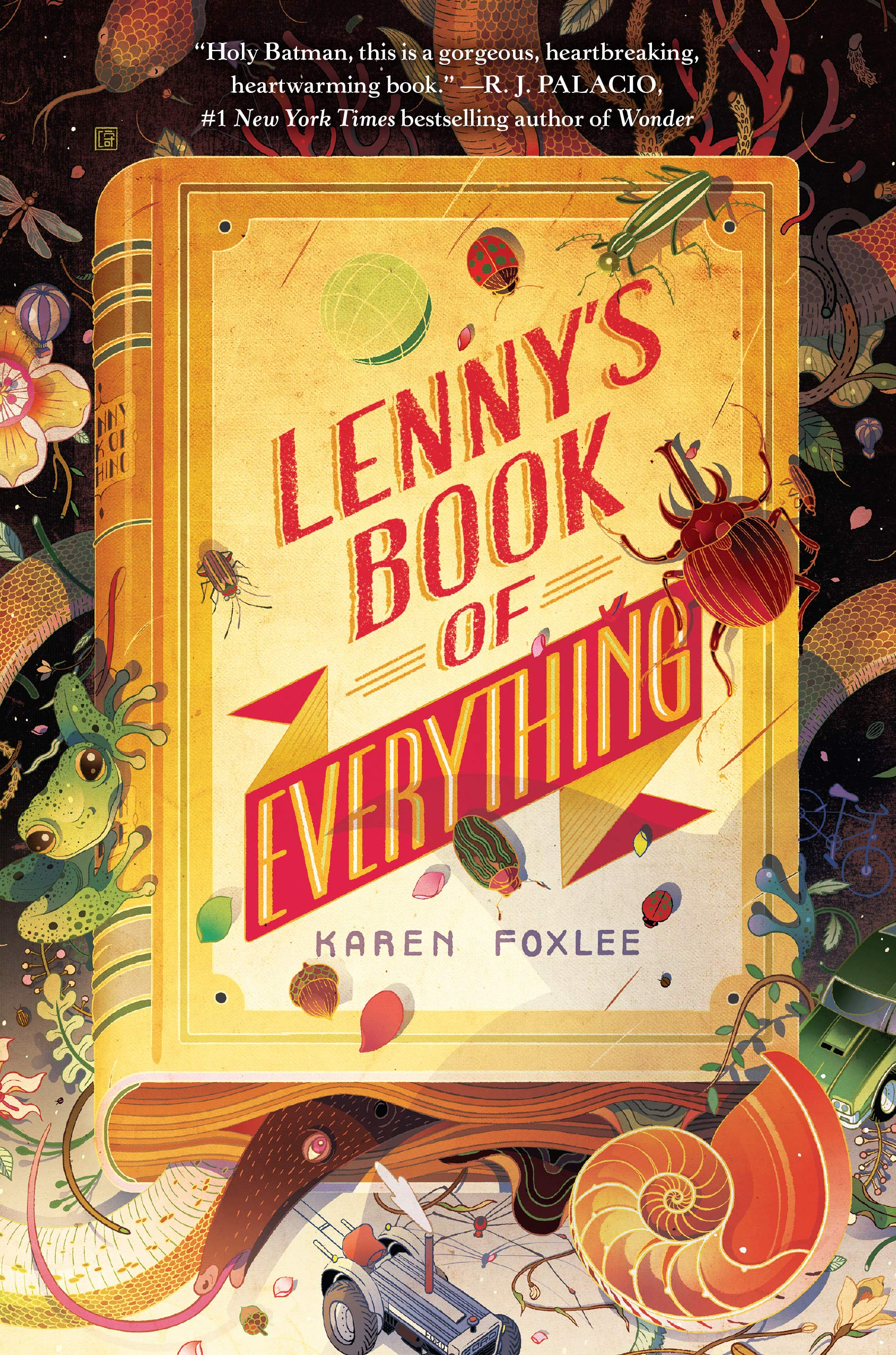 Image result for lenny's book of everything book