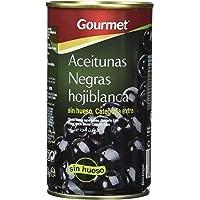 Gourmet Extra Aceitunas Negras sin Hueso - 150