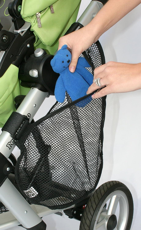 Amazon.com : J.L. Childress Side Sling Stroller Cargo Net, Black ...