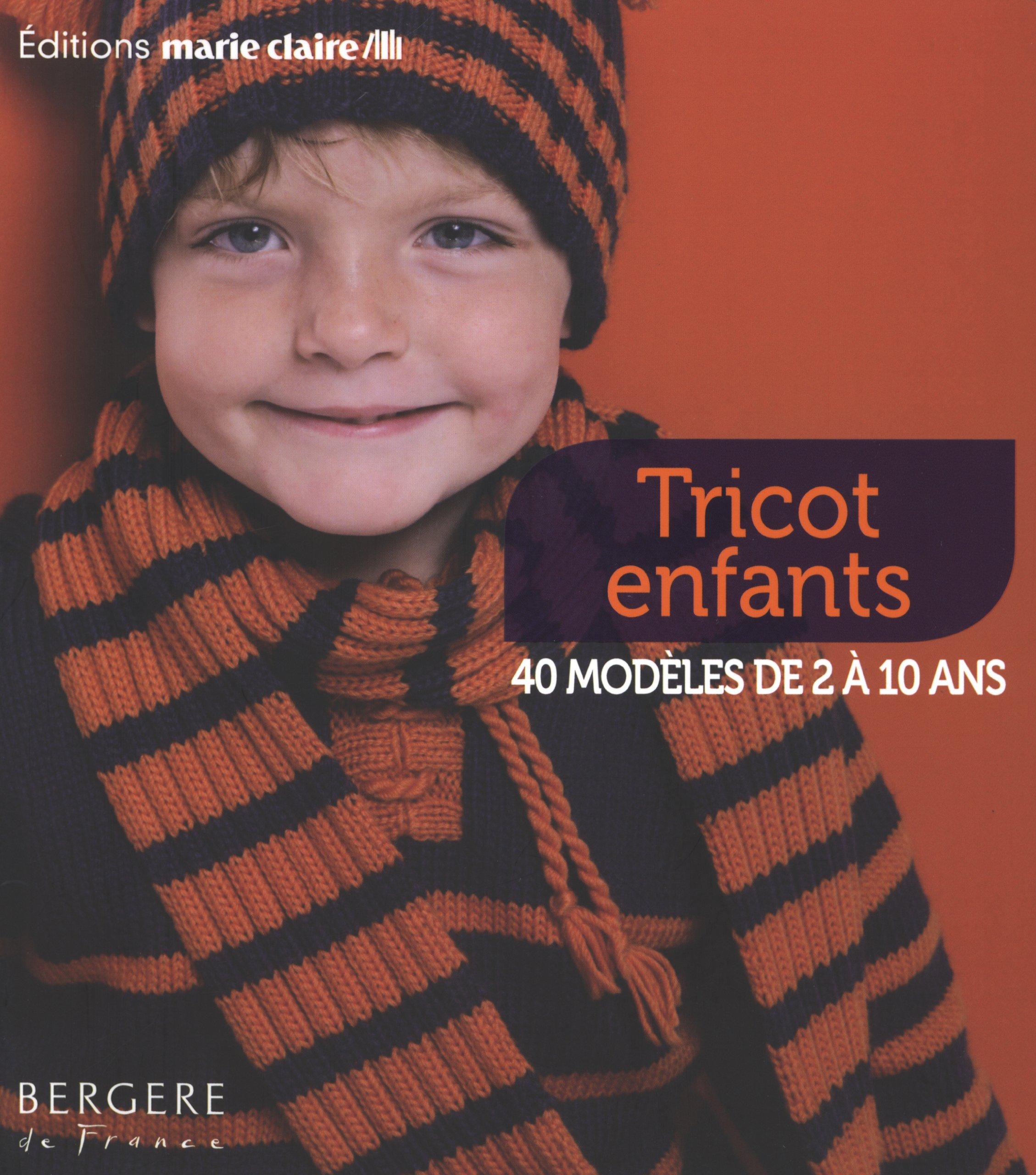 Amazon.fr - Tricot enfants - Collectif - Livres d0f92db779d