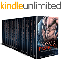 Cosmic Passions: An Alien Romance Collection