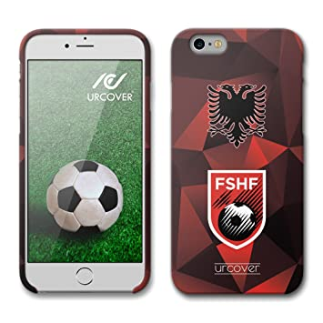 coque iphone 6 drapeau albanie