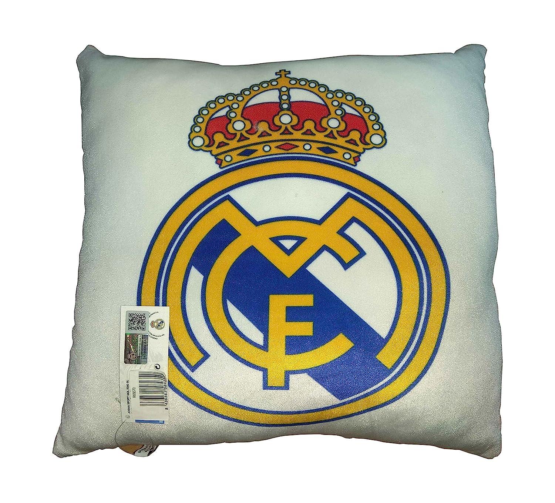 FC Real Madrid amarillo y color blanco equipo de fútbol 100 ...