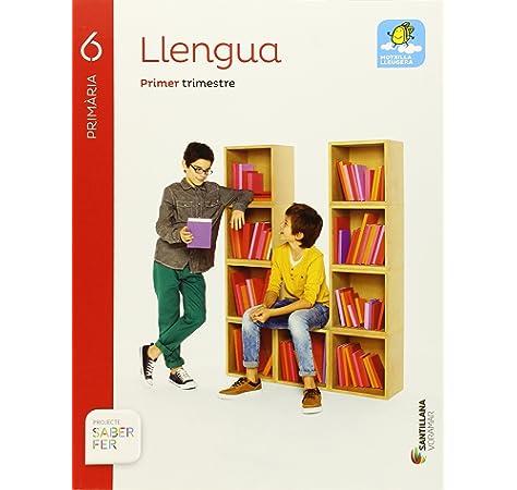 LLENGUA 6 PRIMARIA SABER FER - 9788490585511: Amazon.es: Aa.Vv.: Libros