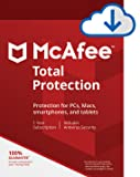 Software : McAfee Total Protection Unlimited Devices [Online Code]