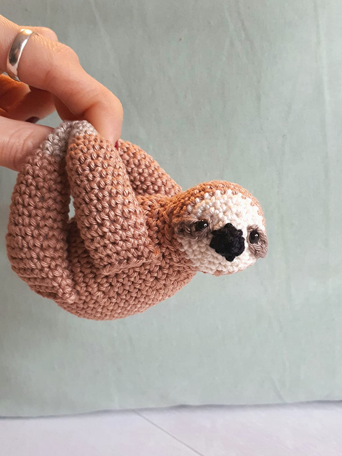 Amigurumi Sloths In The Jungle - Pattern Center | 1500x1124