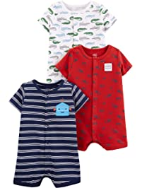 6fbe4e7e2a45 One Pieces Rompers Boy s Infants Toddlers
