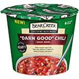 Bear Creek Hearty Soup Bowl, Darn Good Chili, 1.9 Ounce (Pack of 6)