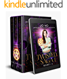 Twisted Saga 1: Twisted Books 1 - 3