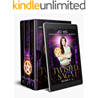 Twisted Saga 1: Twisted Books 1 - 3
