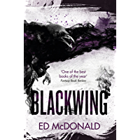 Blackwing: The Raven's Mark Book One (English Edition)