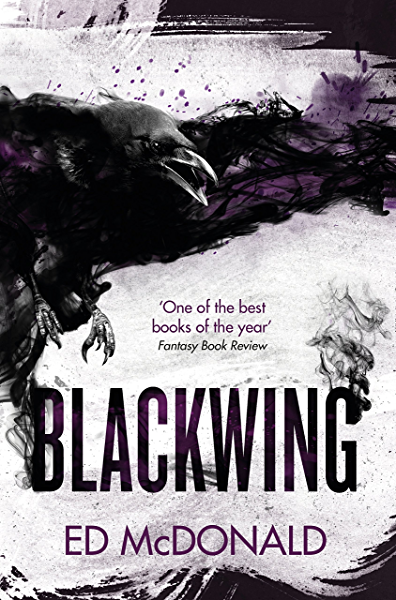 Blackwing: The Ravens Mark Book One (English Edition) eBook: McDonald, Ed: Amazon.es: Tienda Kindle