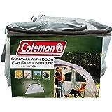 Coleman 科勒曼 遮阳帘 含门 适用于 Shades of Rock 系列天幕 XL 4.5 × 4.5 米 遮阳棚侧帘 防晒 防水 灰色