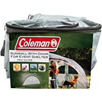 Coleman Side Panel for Event Shelter L and Event Shelter Pro L 3.6 x 3.6 m, Gazebo Side Panel with Door and Window, Sun…