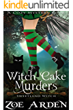 Witch Cake Murders (A Cozy Mystery Book): Sweetland Witch (English Edition)