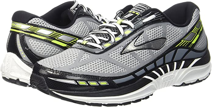 Brooks Dyad 8, Zapatillas de Running para Hombre, River Rock/Black ...