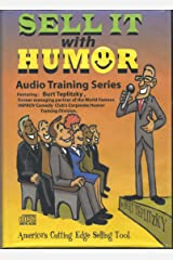 Sell It with Humor (Audio Training Series - 3 Disc Set) Audio CD