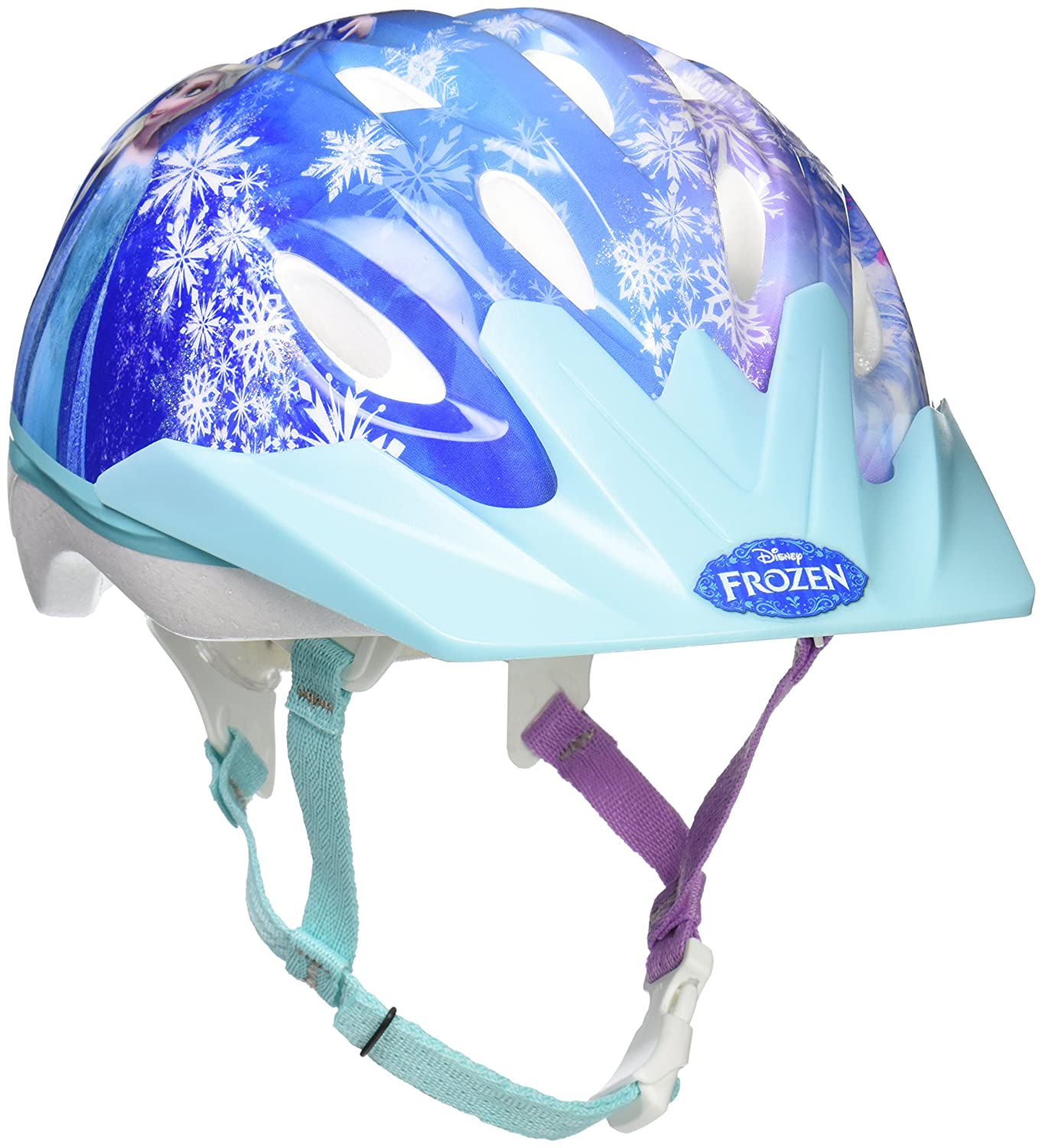 Disney Frozen Childs Bike Helm...
