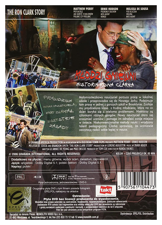 Amazon.com: Ron Clark Story, The [DVD] (English audio): Cine ...