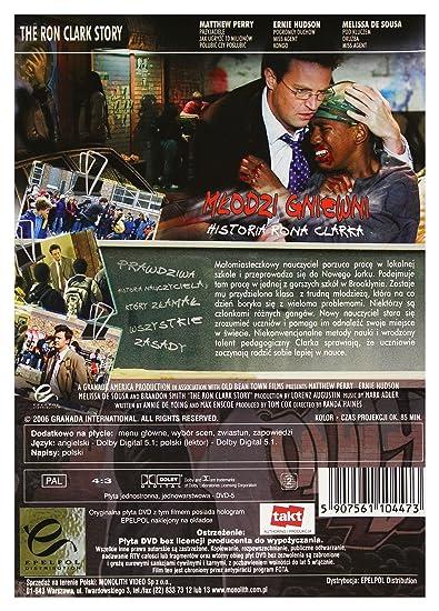 The Ron Clark Story (Matthew Perry) Region 2: Amazon.es ...