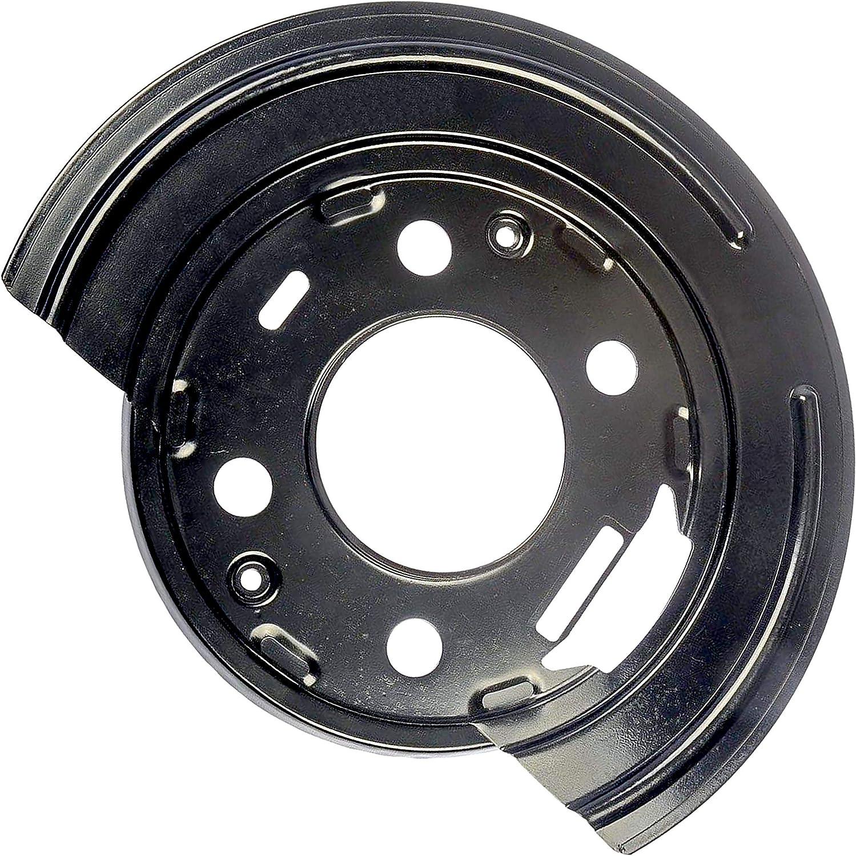 GM OEM Rear Brake-Backing Plate Splash Dust Shield 20845123