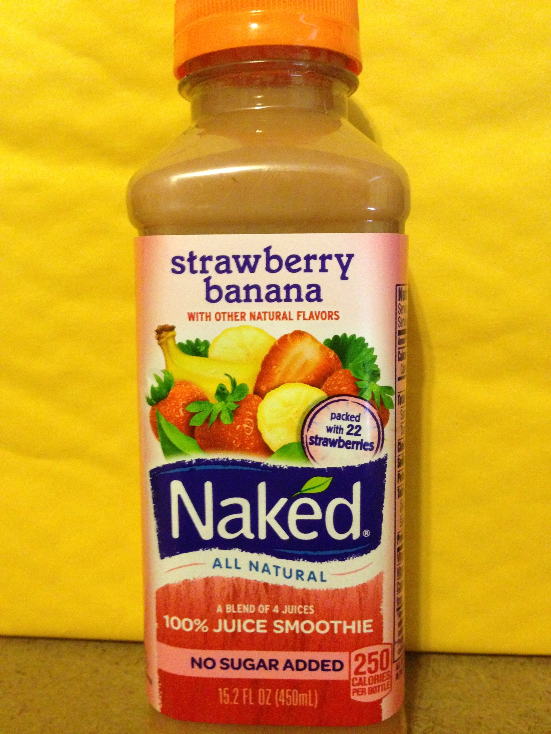 Naked Juice Double Berry Protein