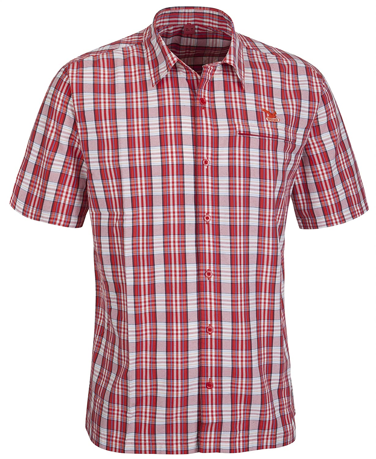 Salewa Herren Shirt Triumph Dry Short Sleeve 289