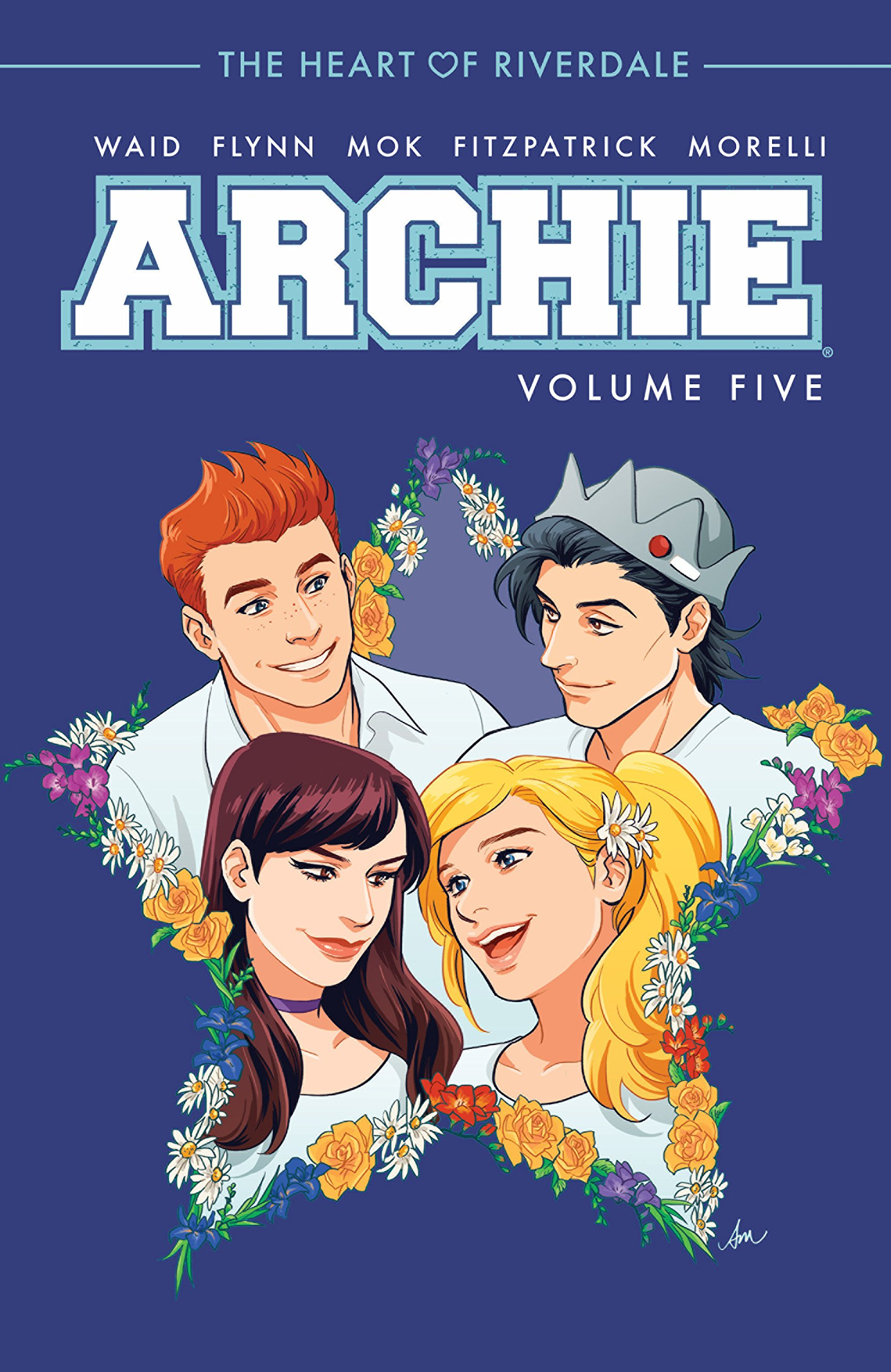 Image result for archie volume 5