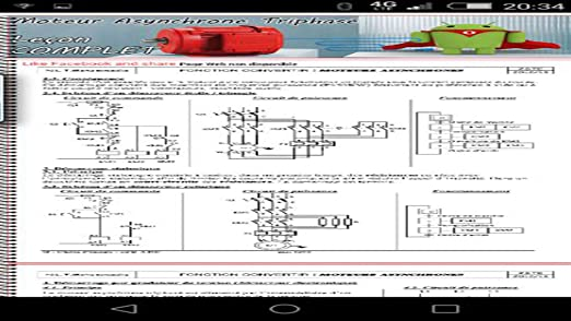 Amazoncom Moteur Asynchrone Triphase Appstore For Android