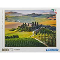 Clementoni 39456 Yetişkin Puzzle Tuscany 1000 Parça
