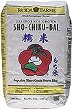 Koda Farms Sho-Chiku-Bai (Premium Sweet Rice) - 5lbs