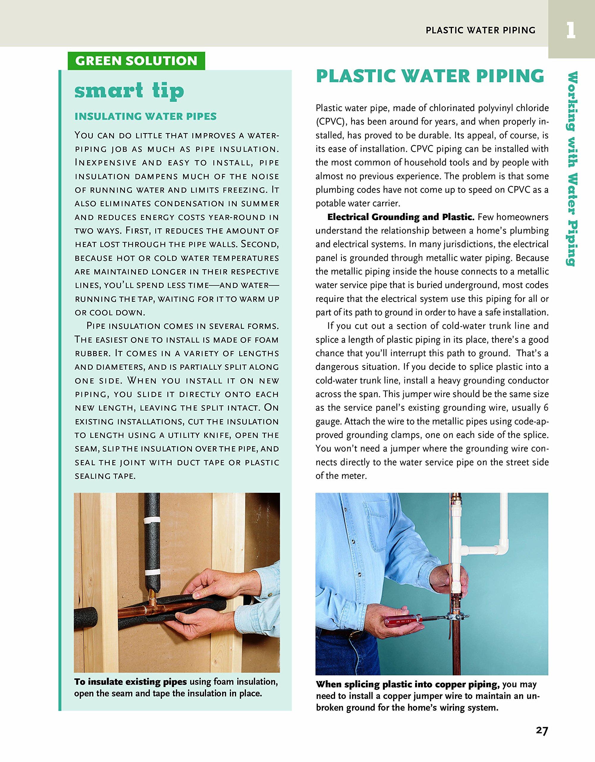 Ultimate Guide: Plumbing, 3rd edition: Editors of Creative Homeowner ...