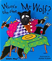 What's The Time Mr Wolf? (Finger Puppet